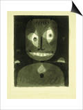 Dummer Teufel Posters by Paul Klee