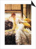 July Posters by James Tissot