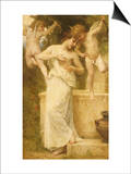 The Wound of Love, 1897 Posters by William Adolphe Bouguereau