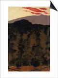 Paysage Prints by Edouard Vuillard