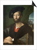 Giuliano Di Medici, Duke of Nemour Posters by  After Raphael