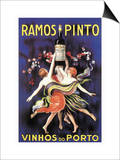 Ramos Pinto Posters by Leonetto Cappiello