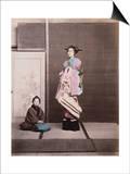 Japan, Geisha Posters