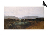 Hudson River Prints by Frederic Edwin Church