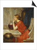 Circe Posters by John William Waterhouse