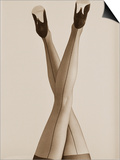 Long Legs in Sexy Stockings Posters by Tom Marks