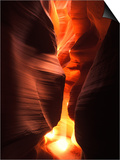 Antelope Canyon, Arizona Posters by Richard Broadwell