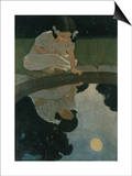 The Senses: Seeing Prints by Jessie Willcox-Smith