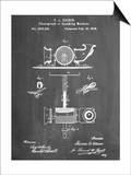 Thomas Edison Speaking Telegraph Prints