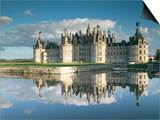 Chateau de Chambord Prints by Paul Hardy