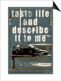 Taste Life II Prints
