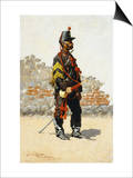 Bugler of the Cavalry Posters by Frederic Sackrider Remington
