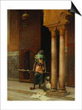 The Harem Guard Posters by Ludwig Deutsch