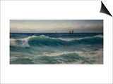 The Breaking Wave Prints by David James