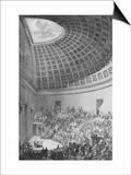 Description of the Schools of Surgery; Description Des Ecoles De Chirurgie Posters by Jacques Gondoin