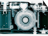 X-ray of Camera Prints by Simon Marcus