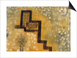 The House on the Hill Prints by Paul Klee