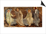 The Morning of the Resurrection, 1882 Prints by Edward Burne-Jones