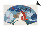 Eve Prints by Georges Barbier