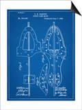Hockey Skate Patent Prints