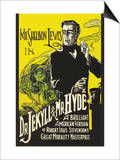 Dr. Jekyll and Mr. Hyde Prints