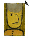 The Yellow-Green Posters by Paul Klee