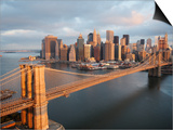 Brooklyn Bridge Prints by Cameron Davidson