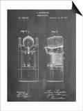 Beer Cooler Patent 1876 Print