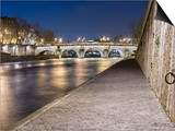 Pont Neuf Seen From Quai des Orfevres Prints by Peet Simard