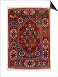 A Transylvannian Rug, Late 17th Century Prints