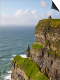 Cliffs of Moher Posters by Doug Pearson