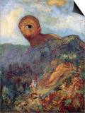 The Cyclops Prints by Odilon Redon