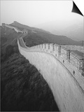 The Great Wall of China Print by George Hammerstein