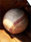 Baseball Poster by Randy Faris
