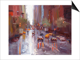 Slick (NYC) Prints by Pam Ingalls