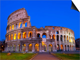 Colosseum in Rome Prints by Sylvain Sonnet