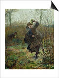 Spring Posters by Frederick Walker