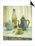 Still-Life Prints by Henri Le Sidaner