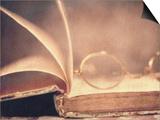 Reading Glasses No.3 Print by Jennifer Kennard