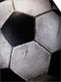 Soccer Ball Plakat af Randy Faris