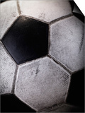 Soccer Ball Print by Randy Faris