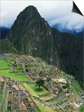 Machu Picchu Unesco World Heritage Site, Urubamba Valley, Peru Prints by Jeffrey Bosdet