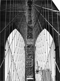 Brooklyn Bridge No.4 Prints by Gordon Osmundson