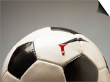 Soccer ball Prints by Paul Taylor