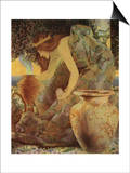 Gulnare of the Sea Posters by Maxfield Parrish