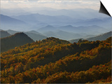 Great Smoky Mountains National Park Art by Charles Krebs