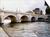 Pont Neuf, Paris, France Prints