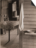 Part of the Kitchen Print by Walker Evans