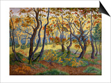 The Clearing Poster von Paul Ranson