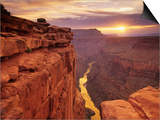 Grand Canyon from Toroweap Point Prints by Ron Watts